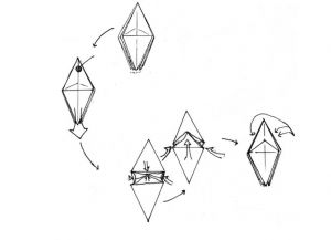Как сделать из бумаги трансформера 10