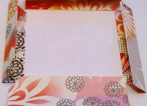 как сделать коробку из бумаги 31