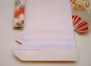 как сделать коробку из бумаги 34