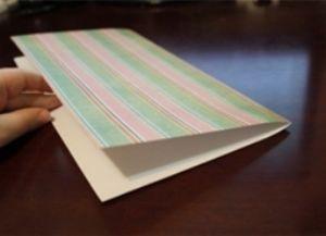 как сделать коробку из бумаги 38