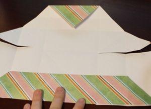 как сделать коробку из бумаги 48