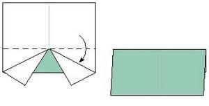 как сделать машинку из бумаги_3