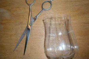 новогодние поделки из пластиковых бутылок (5)