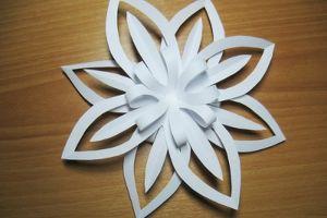 новогодние украшения из бумаги (21)