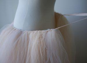 платье из фатина своими руками 10