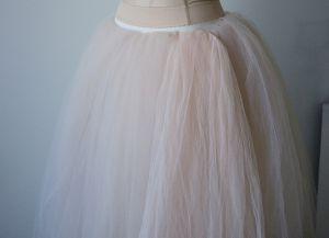 платье из фатина своими руками 7