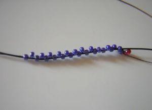 Плетение бисером для начинающих 15