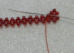 Плетение бисером для начинающих 6