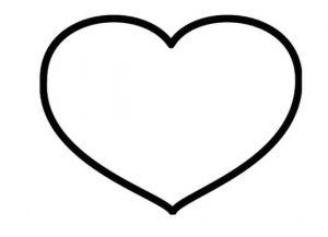 тильда сердце выкройка 1