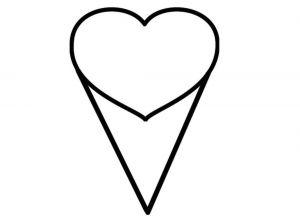 тильда сердце выкройка 2