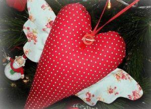 тильда сердце выкройка 24