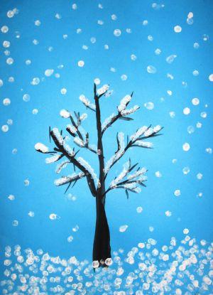 Как нарисовать дерево 6