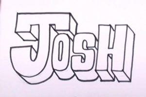 Как нарисовать граффити на бумаге 16