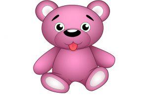 как нарисовать медведя 7