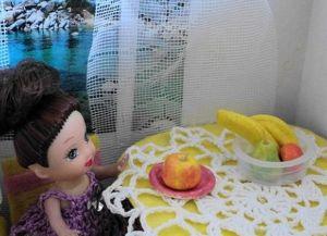как делать еду для кукол13