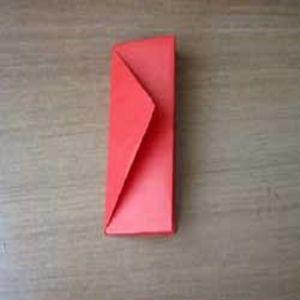 как сделать из бумаги кошелек11