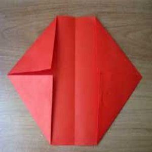 как сделать из бумаги кошелек5