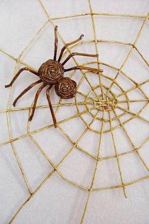 как сделать из бумаги паука 31