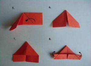как сделать из бумаги ромашку 19