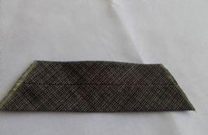 как сшить галстук22