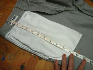 как сшить юбку из джинсов21