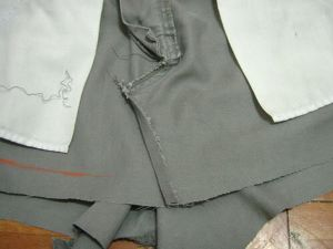 как сшить юбку из джинсов27