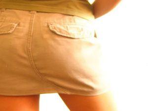как сшить юбку из джинсов29
