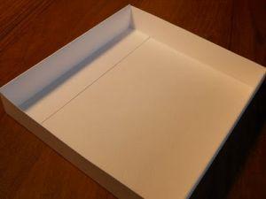 комод из картона своими руками 9