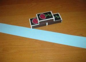 как сделать кораблик из картона 3
