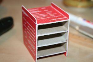 мебель из спичечных коробков 11