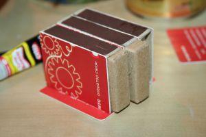 мебель из спичечных коробков 10