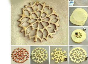 новогодние поделки из полимерной глины 5