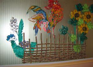 Оформление детского сада своими руками 6