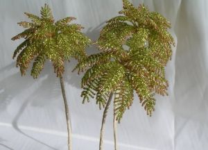 пальма из бисера21
