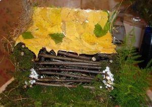 поделка домин из природного материала2