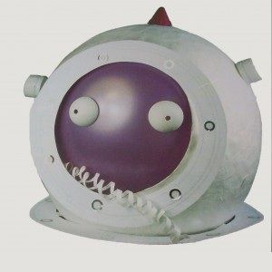 поделка космонавт 21
