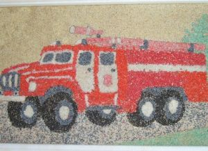Поделки на тему пожарная безопасность 4