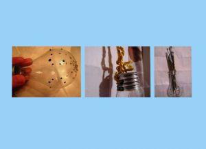 поделки из лампочек 4