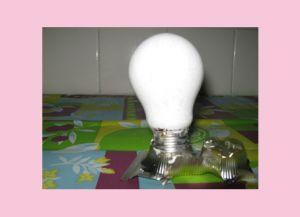 поделки из лампочек 3