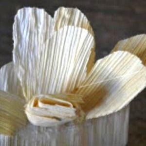 поделки из кукурузных листьев6