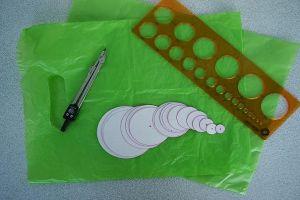 поделки из полиэтиленовых пакетов 30