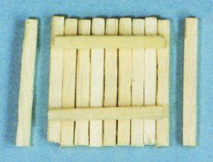 поделки из зубочисток мастер класс 9
