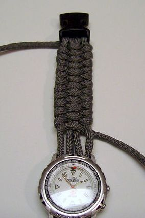 ремешок для часов своими руками 7 1