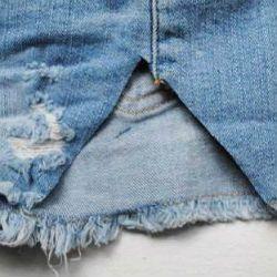 рваные джинсы своими руками11
