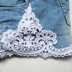 рваные джинсы своими руками12