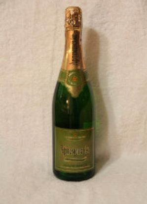 Декупаж новогодних бутылок18
