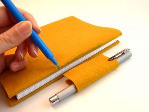 как сделать блокнот своими руками32