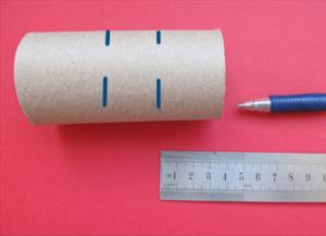Как сделать кольцо из бумаги1