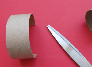 Как сделать кольцо из бумаги2