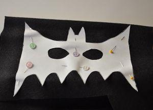 как сделать маску бэтмена2